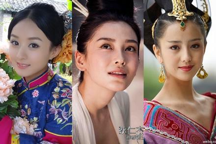 Triệu Lệ Dĩnh, Angela Baby, Dương Mịch, ai mới là kỹ nữ lầu xanh đẹp nhất màn ảnh Hoa ngữ?