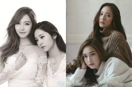 Nhan sắc ngày càng quyến rũ của cặp chị em quyền lực nhất Kpop