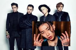 Jay Park gọi Big Bang là nhóm nhạc tuyệt nhất lịch sử dù nhiều scandal