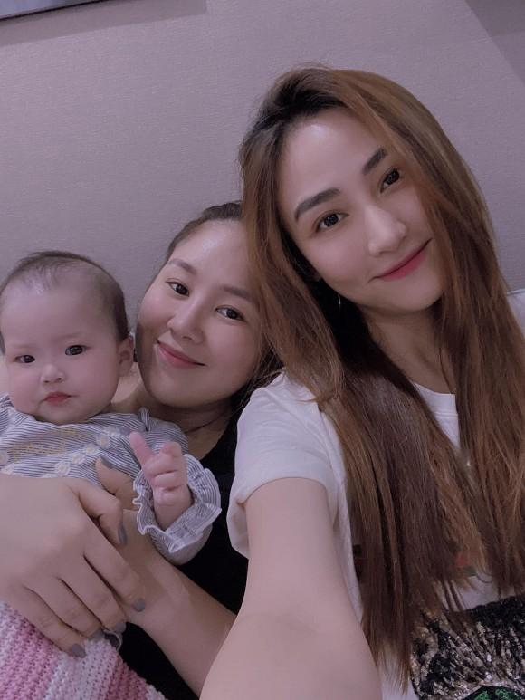 Từng bị bạn thân dìm đẹp sau khi sinh con, Lê Phương đã lấy lại phong độ khi đọ sắc bên Ngân Khánh-1
