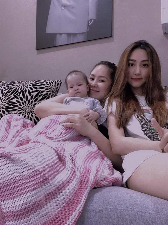 Từng bị bạn thân dìm đẹp sau khi sinh con, Lê Phương đã lấy lại phong độ khi đọ sắc bên Ngân Khánh-2