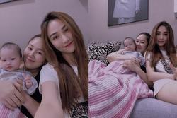 Từng bị bạn thân 'dìm đẹp' sau khi sinh con, Lê Phương đã lấy lại phong độ khi đọ sắc bên Ngân Khánh