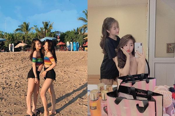 Cặp chị em Việt gây bão nhờ nhan sắc hơn người, biết được số tuổi dân tình còn choáng hơn-4