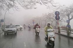 Đêm nay gió mùa đông bắc tràn về, Hà Nội trời mưa rét