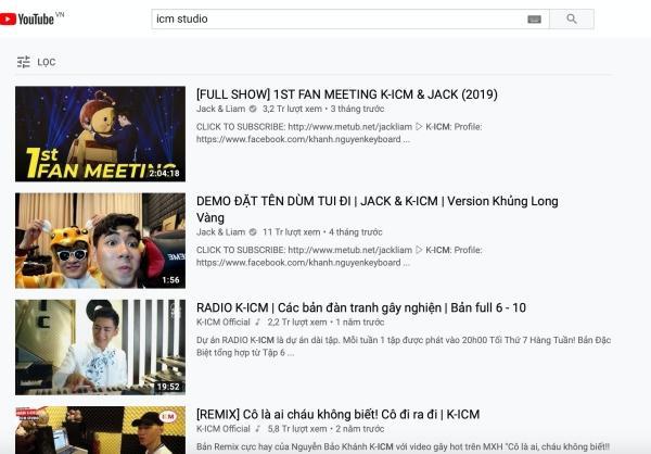 Kênh Youtube triệu follows của K-ICM bỗng dưng bay màu, chiêu trò mới hay bị ăn gậy bản quyền?-2