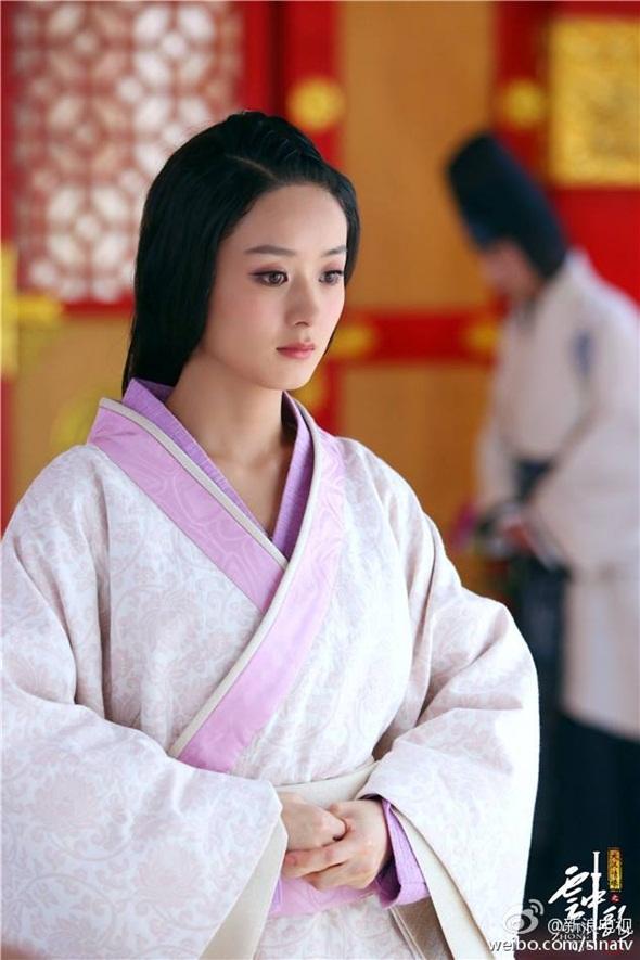 3 vai khách mời ít đất diễn nhưng vẫn lấn át nữ chính của Triệu Lệ Dĩnh-8