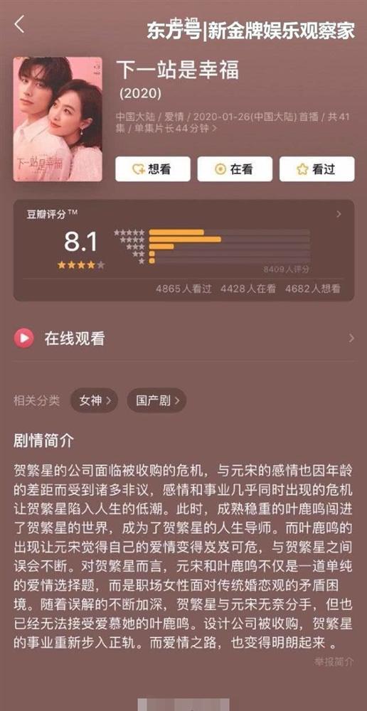 Chìm đắm với cảnh hôn trong phim Hoa ngữ có rating cao nhất mùa dịch virus corona-3