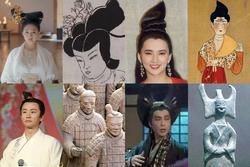 Giải oan cho những kiểu tóc cổ trang thảm họa: Sự thật sờ sờ chứ chẳng ai nỡ bịa hòng dìm hàng diễn viên