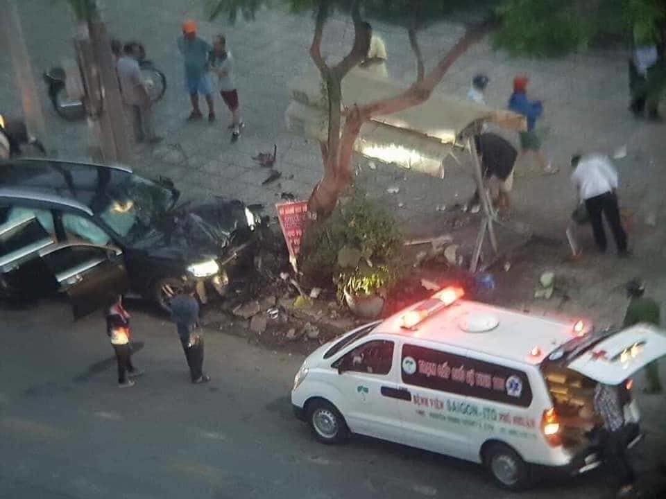 Lời khai của tài xế tông chết Grabbike, tiếp viên hàng không trọng thương-2