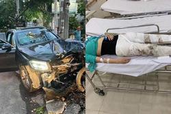 Lời khai của tài xế tông chết Grabbike, tiếp viên hàng không trọng thương