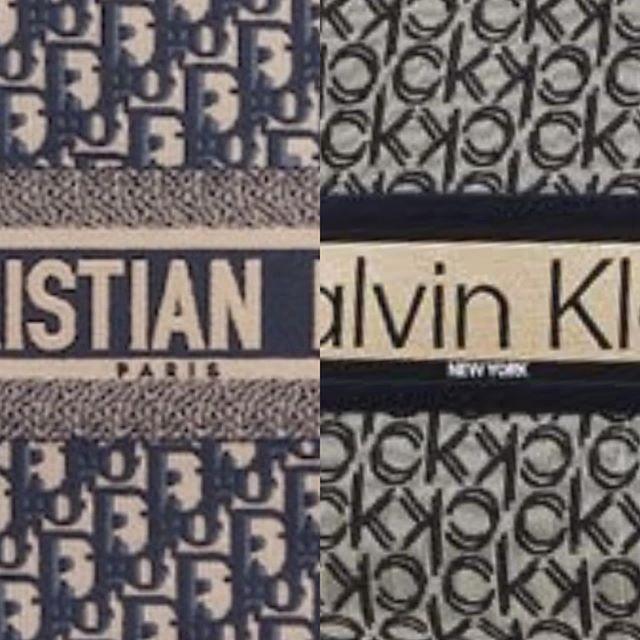 Calvin Klein bị tố đạo nhái thiết kế túi nổi tiếng của Dior-2