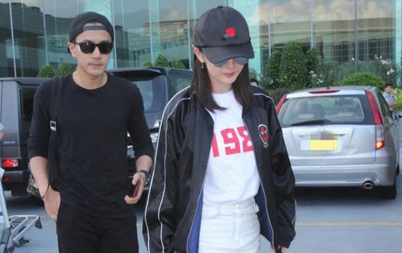 Lưu Khải Uy và Dương Mịch tới Cục Dân Chính làm thủ tục tái hôn vì cô con gái 6 tuổi?-1