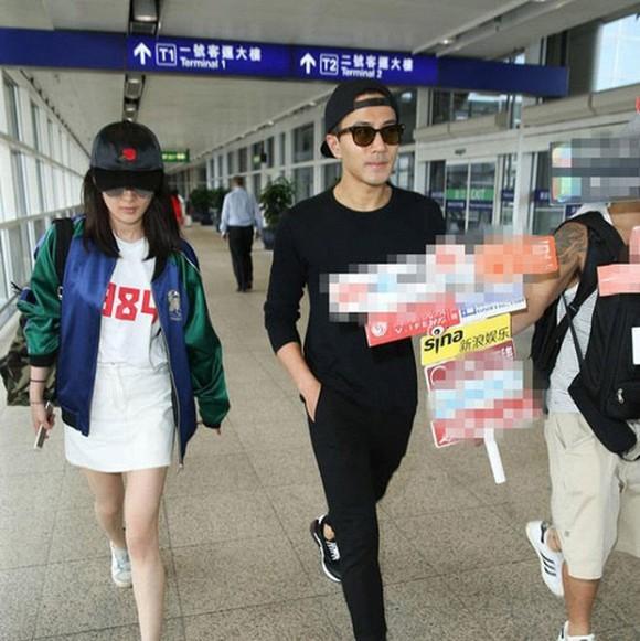 Lưu Khải Uy và Dương Mịch tới Cục Dân Chính làm thủ tục tái hôn vì cô con gái 6 tuổi?-2