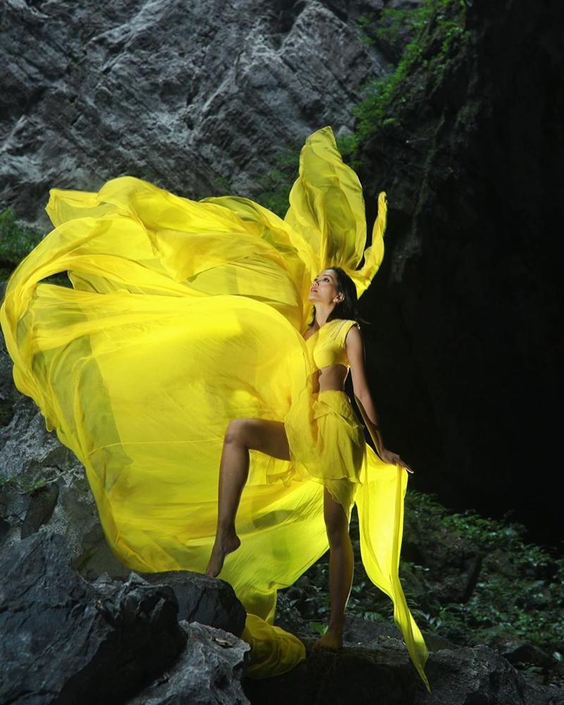 HHen Niê múa vũ khúc Sơn Đoòng tại hang động lớn nhất thế giới-3