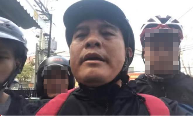 Cảnh sát hình sự Công an Bình Dương mời ông Nguyễn Thanh Hải lên làm việc-1