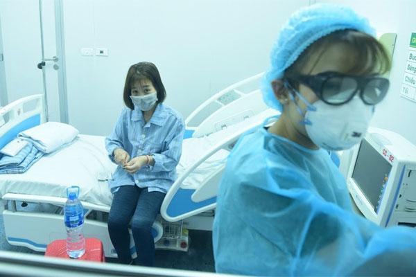 Việt Nam có ca nhiễm virus corona thứ 10, lây từ người nhà ở Vũ Hán về-1