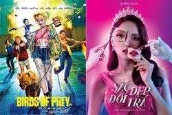 Phim chiếu rạp tháng 2: Kinh dị, hành động chiếm sóng mùa Valentine
