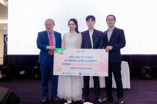 Khám phá nhiều sản phẩm Hàn Quốc trong lễ hội KFresh Love Festa 2020-2