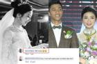 Đăng ảnh cưới đã qua '7749 lớp chỉnh sửa', vợ Phan Văn Đức vẫn bị chê 'nọng cằm'