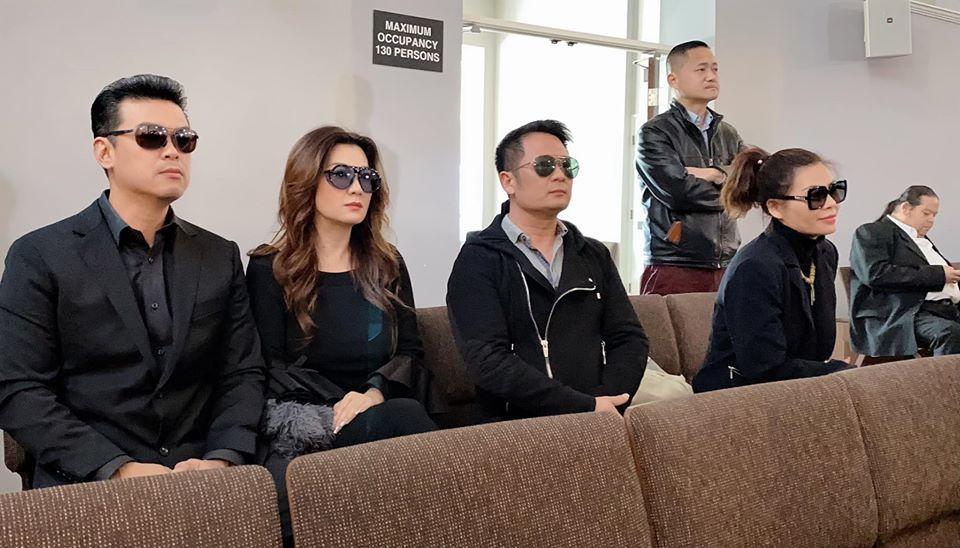 Trizzie Phương Trinh đăng ảnh bên Bằng Kiều và người tình mới, lần đầu tiết lộ bạn trai-1