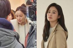 Sau màn lộ ảnh kém sắc, Kim Tae Hee khiến netizen 'đứng hình' vì nhan sắc đỉnh cao