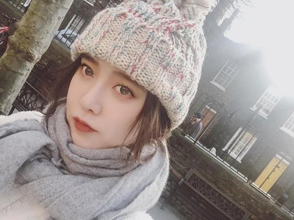 Chính thức sang Anh du học, Goo Hye Sun vẫn không quên nhắc đến chuyện ly hôn với Ahn Jae Hyun-2