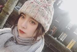 Chính thức sang Anh du học, Goo Hye Sun vẫn không quên nhắc đến chuyện ly hôn với Ahn Jae Hyun