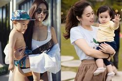 Nổi tiếng chi mạnh tay mua đồ cho con, Huyền Baby hay Hằng 'Túi' mới xứng danh hot mom số 1?
