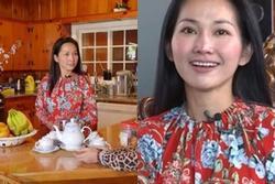 Kim Hiền kể về cuộc sống sau 3 năm sang Mỹ định cư: Sống chung với nhà chồng, tự làm hết việc nhà
