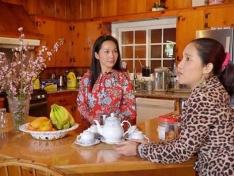 Kim Hiền kể về cuộc sống sau 3 năm sang Mỹ định cư: Sống chung với nhà chồng, tự làm hết việc nhà-1