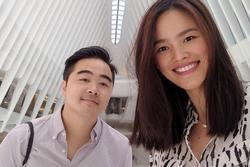 Vừa ly hôn, người mẫu Tuyết Lan đăng đàn tâm sự: 'Thương nhầm kẻ tệ bạc, thì chạy đi'