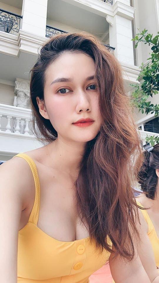 Mỹ nhân Việt giống Maria Ozawa: Bị đàn em cà khịa nhan sắc, đang hẹn hò trai trẻ-3