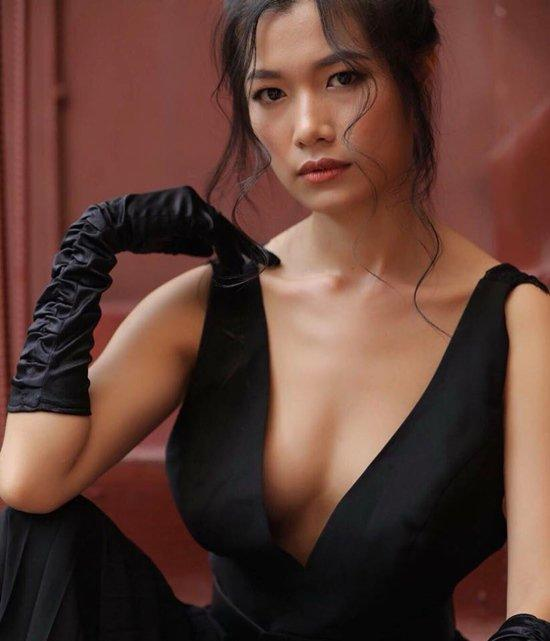 Mỹ nhân Việt giống Maria Ozawa: Bị đàn em cà khịa nhan sắc, đang hẹn hò trai trẻ-7