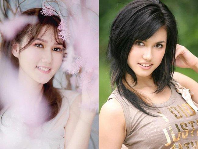 Mỹ nhân Việt giống Maria Ozawa: Bị đàn em cà khịa nhan sắc, đang hẹn hò trai trẻ-9