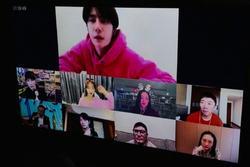 Show Trung Quốc ghi hình tại nhà để đối phó với dịch nCoV