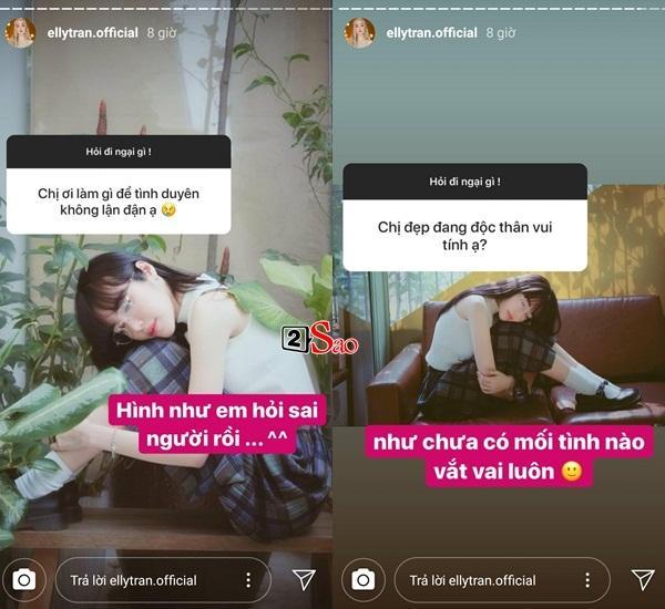 Elly Trần nói hớ để lộ thông tin ly hôn chồng ngoại quốc-1