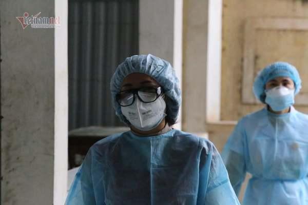 Ca thứ 10 dương tính virus corona hồi phục sức khỏe kỳ diệu ở Vĩnh Phúc-7