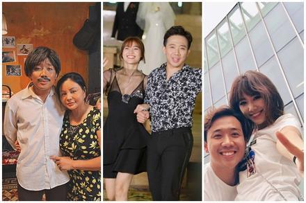 Những 'cô vợ' của Trấn Thành: Người được Hoài Linh đòi cưới, kẻ sắm kim cương như đi chợ