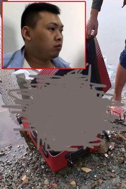 Hot: Bắt nghi can người nước ngoài chặt xác cô gái nhét vào vali ở Đà Nẵng