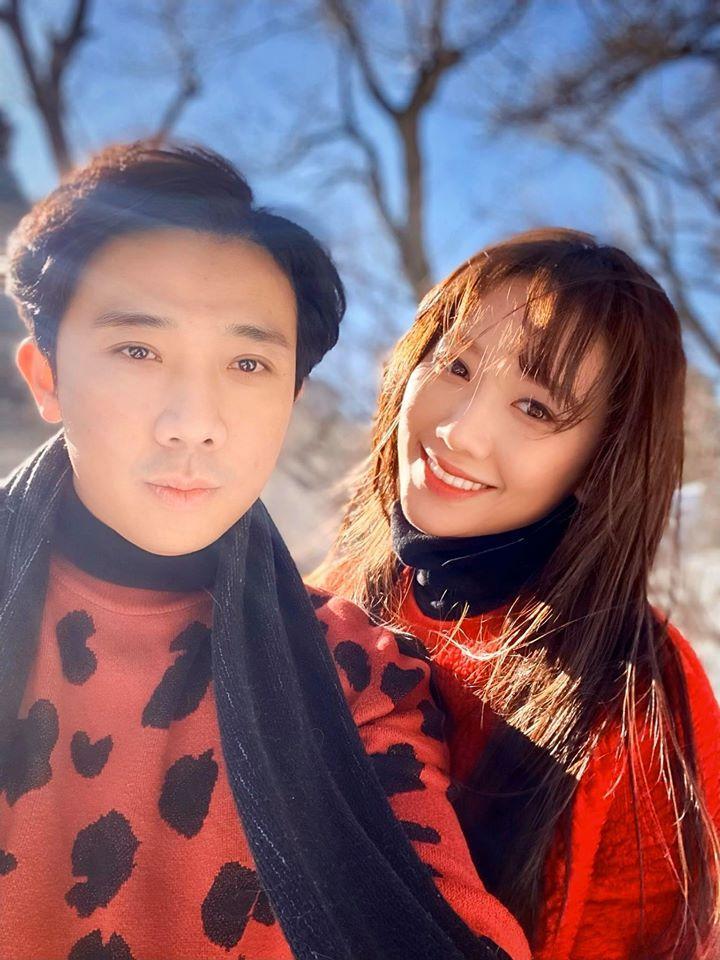 Nhiều bằng chứng cho thấy Hari Won đã mang bầu với Trấn Thành?-1