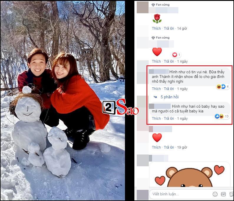 Nhiều bằng chứng cho thấy Hari Won đã mang bầu với Trấn Thành?-4