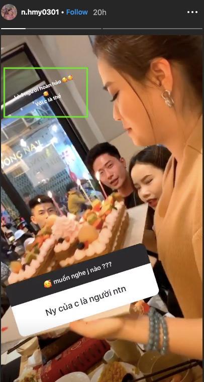 Cô chủ tiệm nail bóng gió về bạn trai anh ấy là người hoàn hảo, fan đồng loạt gọi tên Quang Hải-3