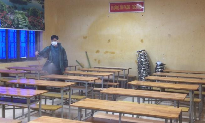 Nóng: Một học sinh lớp 10 ở Vĩnh Phúc dương tính với virus corona, Sở GD&ĐT báo cáo nhanh lịch trình di chuyển-1