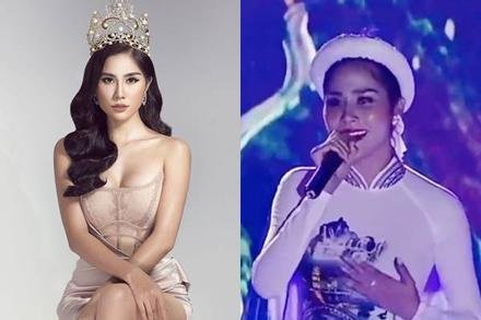 Dân mạng sợ hết vía khi Hoàng Hạnh rục rịch ra MV sau pha 'lái tàu đâm vào vách núi' ở Miss Earth 2019