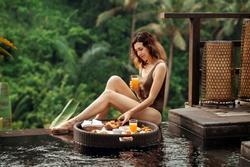 Vẻ đẹp thị trấn được ví như thiên đường mặt đất của Bali
