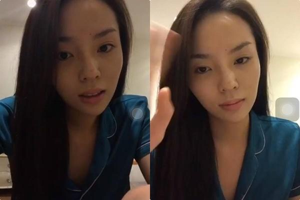 4 hoa hậu Việt chăm khoe mặt mộc bất chấp khen chê-5