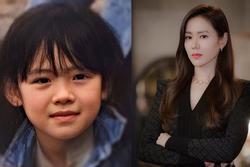 Hình ảnh khi xưa ta bé của 'chị đẹp' Son Ye Jin bất ngờ hot trở lại
