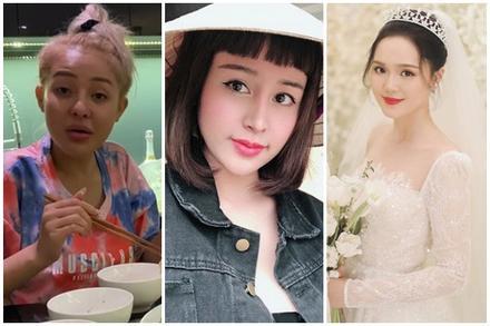 SAO MAKE OVER: Ngân 98 lộ mặt mộc kém sắc - 'Bà Tưng' Huyền Anh tái xuất với nhan sắc như gái teen