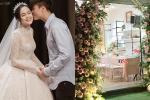 Đám cưới Duy Mạnh - Quỳnh Anh: Nhà chú rể nhộn nhịp khách khứa, nhà cô dâu vắng lặng như tờ