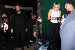 Miley Cyrus né tránh Liam Hemsworth khi cùng dự sự kiện